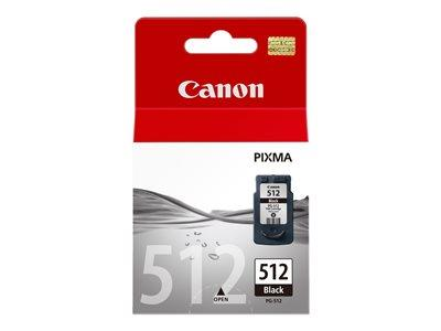 Canon PG-512 Ink Tank - Black