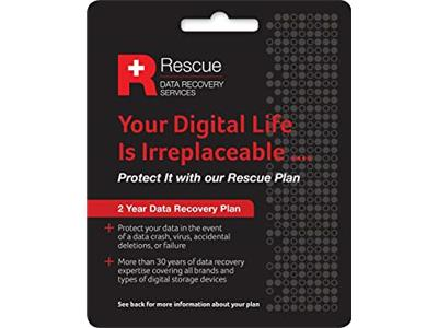 Seagate Rescue Data Recovery for HDD/SSD 2 year