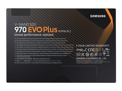 Samsung 970 EVO Plus 250GB M.2 SSD