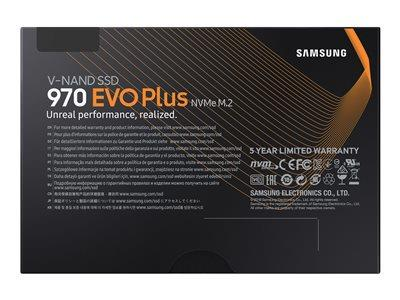 Samsung 970 EVO Plus 500GB M.2 SSD