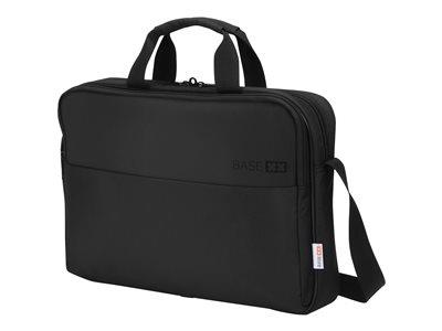 "Dicota BASE XX Carry Case for 15.6"" Laptop - Black"