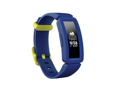 Fitbit Ace 2 Kids Fitness Tracker - Night Sky/Yellow