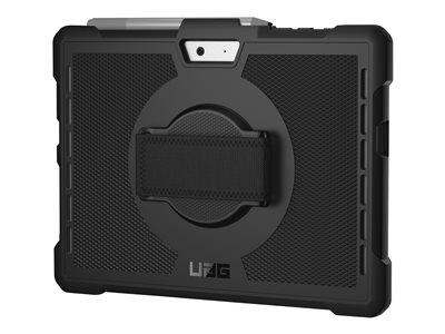 Urban Armor Gear Outback Series for Surface Go with Handstrap - Black