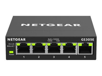 NETGEAR Smart Switch 5-port x 10/100/1000