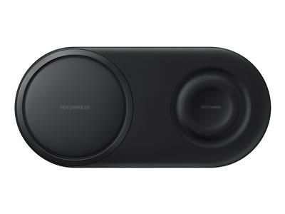 Samsung Wireless Charger Duo Pad - Black