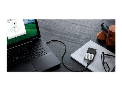 WD 256GB My Passport SSD USB 3.1 - Portable SSD