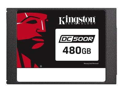 "Kingston 480GB DC500R 2.5"" SSD 7mm SATA 6Gb/s SSD"