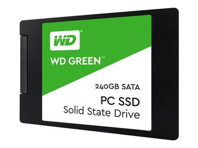"WD 480GB Green 2.5"" SATA 6Gb/s SSD"