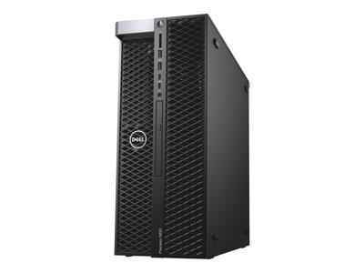Dell Precision 5820 Tower Intel Xeon W-2123 16GB 512GB SSD Windows 10 Professional 64-bit