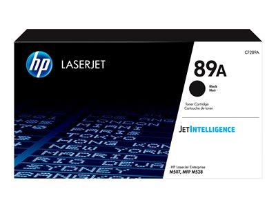 HP 89A Black Original LaserJet Toner Cartridge