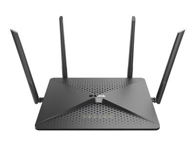 D-Link EXO AC2600 MU-MIMO Dual Band Wi-Fi Router