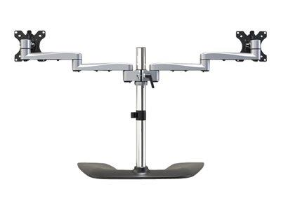StarTech.com Dual Monitor Stand - Articulating - For Monitors up to 32""