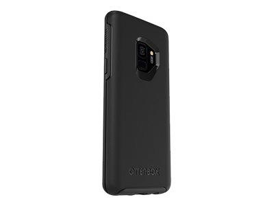 OtterBox Symmetry Series Back Cover for Samsung Galaxy S9 - Black