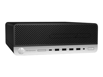 HP ProDesk 600 G5 SFF Intel Core i5-9500 8GB 256GB SSD Windows 10 Professional 64-bit