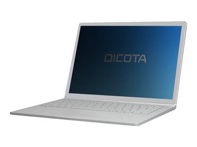 "Dicota Privacy filter 2-Way for Laptop 15.6"" Wide (16:9), magnetic"