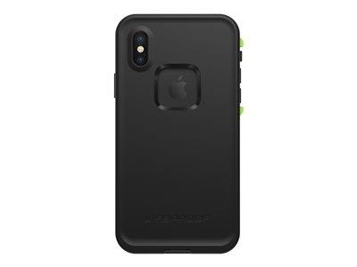 OtterBox LifeProof Fre Apple iPhone X - Night Lite Black