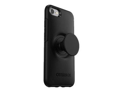 OtterBox Otter + Pop Symmetry Apple iPhone 8/7 - Black