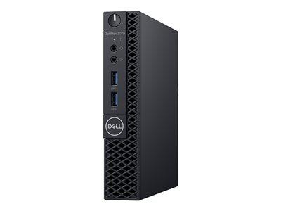 Dell Optiplex 3070 MFF Intel Core i3-3100T 4GB 128GB SSD Windows 10 Professional 64-bit