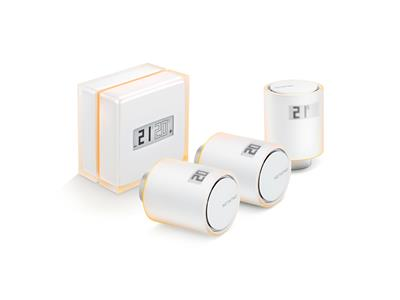 Netatmo Smart Heating Bundle with Professional Installation