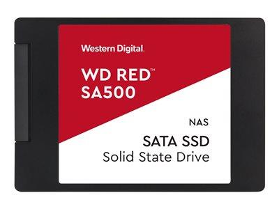 "WD 1TB Red SA500 2.5"" 7mm SATA 6Gb/s SSD"
