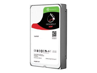 Seagate HDD Internal 10TB IronWolf 72 SATA 3.5