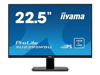 "iiyama ProLite XU2395WSU-B1 23"" 1920x1200 4ms VGA HDMI DisplayPort IPS LED Monitor"