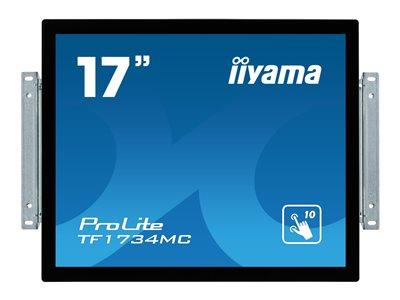 "iiyama ProLite TF1734MC-B6X  17"" 1280x1024 5ms VGA HDMI DisplayPort Touchscreen LED Monitor"