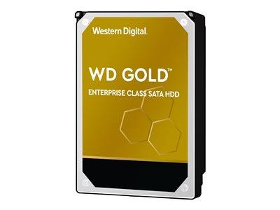 "WD 8TB Gold Enterprise Class 3.5"" SATA 6Gb/s 7200RPM 256MB"