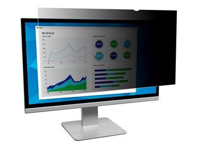 "3M 25"" Widescreen Monitor Privacy Filter - Frameless"