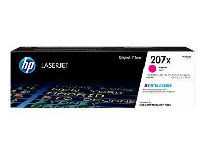 HP 207X High Yield Magenta Original LaserJet Toner Cartridge