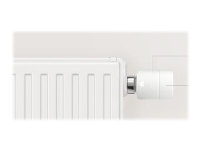 tado Smart Radiator Thermostat - Duo Pack - Vertical Mounting