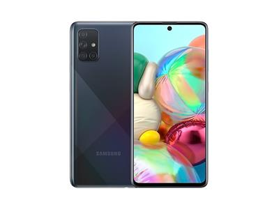 Samsung Galaxy A71 - Black