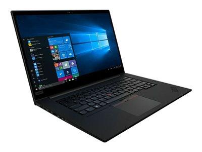"Lenovo ThinkPad P1 2nd Gen Intel Core i7-9850H 16GB 512GB SSD 15.6"" Windows 10 Professional 64-bit"