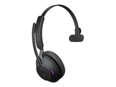 Jabra Evolve2 65 USB-A MS Mono Headset - Black