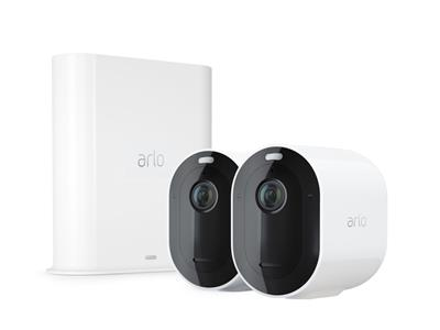 Arlo Pro 3 2K QHD Wire-Free 2-Camera Security System