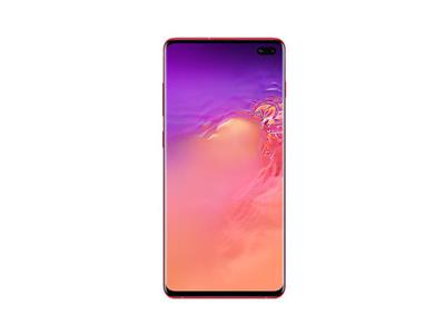 Samsung Galaxy S10+ 128GB - Cardinal Red