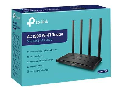 TP LINK Archer C80 AC1900 Dual-Band Wi-Fi Router