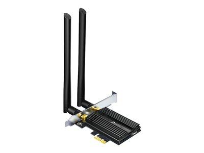 TP LINK Archer TX50E AX3000 Wi-Fi 6 Bluetooth 5.0 PCI Express Adapte