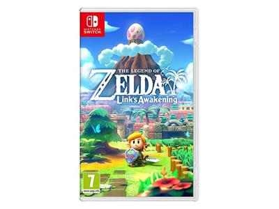 Nintendo The Legend Of Zelda: Link's Awakening for Nintendo Switch