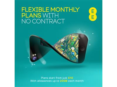 EE Flex Plan SIM Card