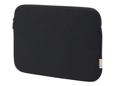 "Dicota BASE XX Laptop Sleeve 12-12.5"" Black"