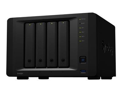 Synology Deep Learning NVR DVA3221 - Standalone NVR - 32 Channels