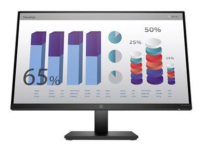 "HP P24q G4 23.8"" 2560x1440 5ms VGA HDMI IPS LED Monitor"