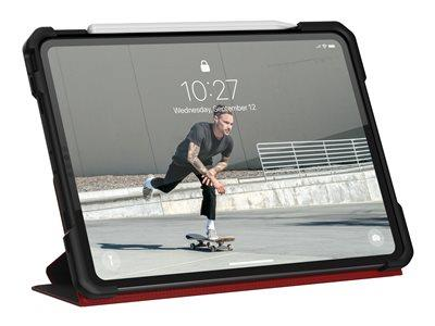 Urban Armor Gear Metropolis for iPad Pro 12.9 4th Gen - Magma (Red)