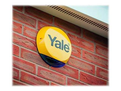 Yale Sync Smart Home Alarm - Family Kit