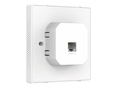 TP LINK Omada AC1200 Wireless MU-MIMO Gigabit Wall Plate Access Point