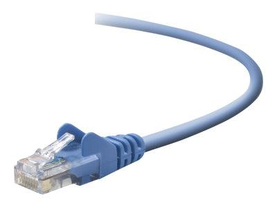 Belkin CAT5e UTP Snagless Patch Cable Blue 3m