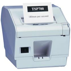 Star Micronics TSP743U II -24 White Star Barcode Printer