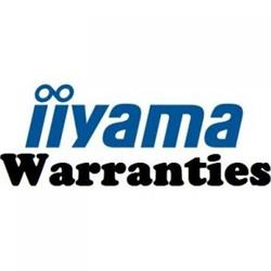 Image of iiyama 17 to 27 5 Year On-Site Swap Warranty Service (Non-Touch)