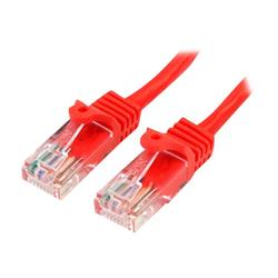 StarTech.com 3m Red Cat 5e Patch Cable